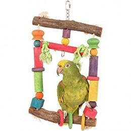 Balançoire pour perroquet